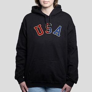 Team USA [red/blue] Hooded Sweatshirt